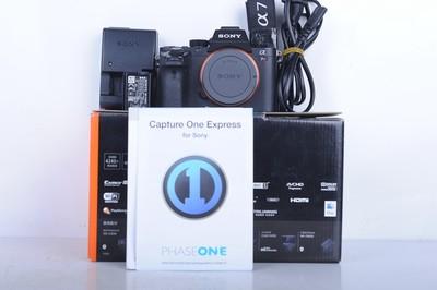 94新二手 Sony索尼 A7R II A7R2 单机 微单相机(B0762)【京】