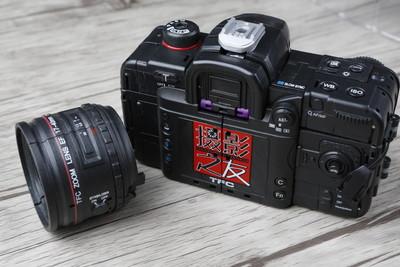 个人出售全新变形金刚TFC相机三兄弟摄影之友特别版