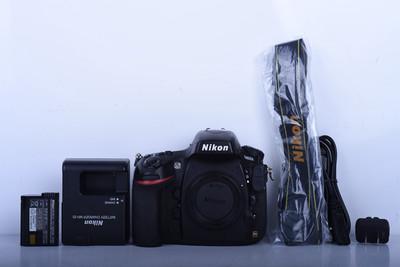95新二手Nikon尼康 D800E 单机 快门9600多次(B3362)【京】