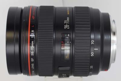 【全画幅标准变焦镜头】佳能 EF 28-70/2.8L USM(NO:4806)