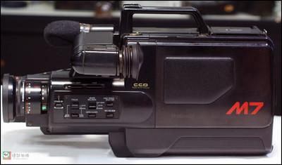 早期婚礼摄像专业机 松下M7摄像机