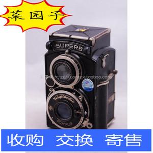 福伦达 voigtlander SUPERB Heliar 75/3.5 super B 海利亚 双反