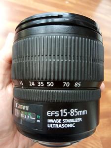 90新佳能15-85mm 3.5-5.6 is usm