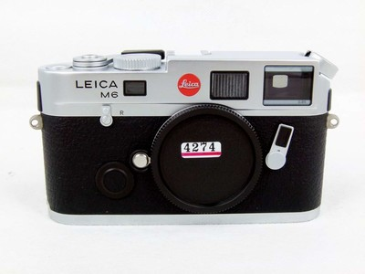 徕卡Leica M6银色大盘