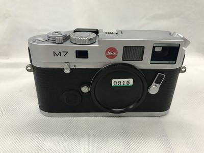 徕卡/Leica M7 0.72 旁轴相机 银色 *超美品*