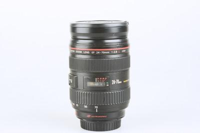 95新 佳能 EF 24-70mm f/2.8L USM