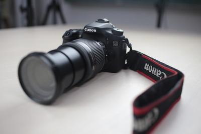 佳能 70D 18-200mm套机