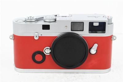 Leica徕卡 MP mp 0.85 旁轴胶片相机机身 红色限量版 实体现货