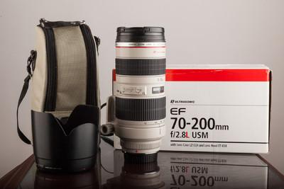 佳能EF 70-200mm F2.8L USM 95新