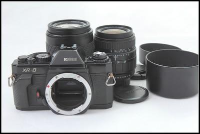 理光XR8(适马28-70/2.8-4 适马70-210/4-5.6)双头135胶片单反套机