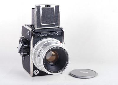【日产】Kowa/兴和 kowa Six 带85/2.8镜头 6x6胶片相机 #jp18246