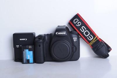 94新二手Canon佳能 6D 单机 高端单反相机(B8025)【京】