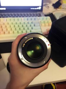 适马 35mm f/1.4 DG HSM(A)佳能口.购于日本.零次使用.未上机!