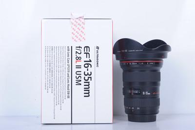 97新二手Canon佳能 16-35/2.8 L II USM二代镜头(B4301)【京】