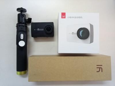小蚁4k运动相机 旅行版
