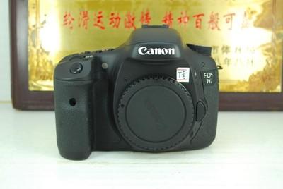 佳能 7D 数码单反相机 非全画幅专业机型 1800万像素 可置换