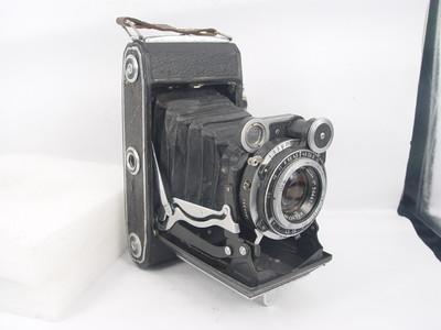 苏联产 俄罗斯 莫斯科4 折叠相机