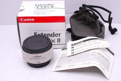 佳能 EF 1.4X II 增距镜 佳能1.4XII 佳能 1.4XII 佳能1.4X II