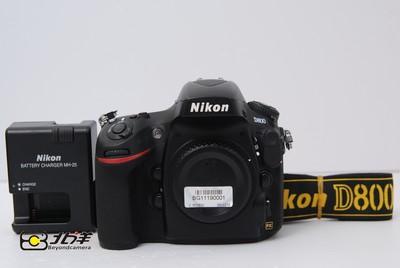 97新 尼康 D800 (BG11190001)
