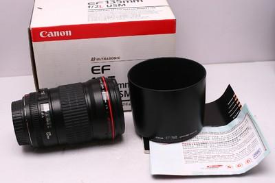 佳能 EF 135/2 L 佳能135/2L 佳能 135/2 L 佳能135mm2 L 99新