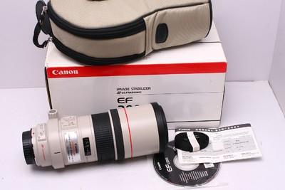 佳能 EF 300/4 L IS 佳能300/4IS 佳能300/4 IS 佳能300mm4 99新