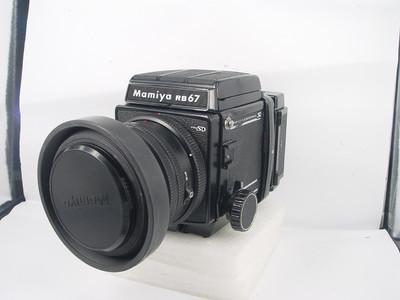 Mamiya/玛米亚 RB67 pro SD中画幅相机 127/3.5镜头 9.4新