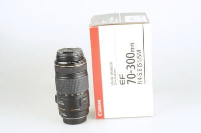 95新 佳能 EF 70-300mm f/4-5.6L IS USM