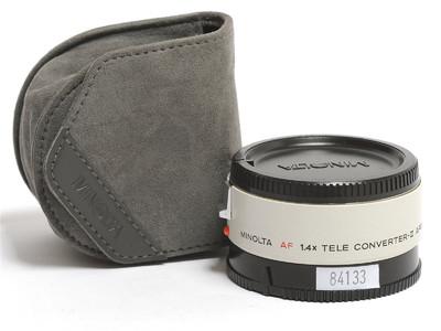 美能达/Minolta AF 1.4x Tele Converter-II APO 增距镜 *超美品*