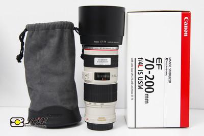 99新 佳能 EF 70-200/4L IS USM包装齐全 (BG08290005)