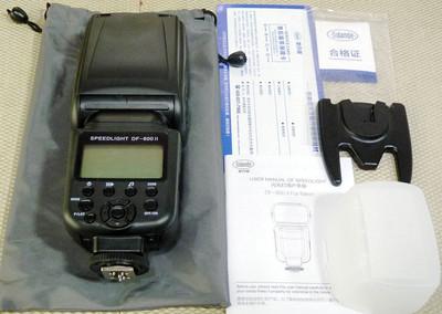 斯丹德DF-800II 二代闪光灯 尼康专用