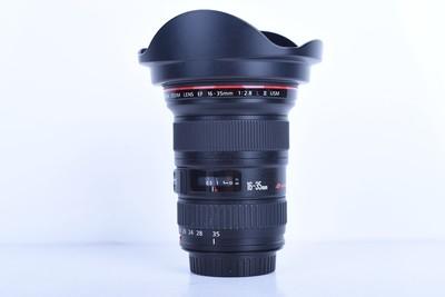 97新二手Canon佳能 16-35/2.8 L II USM二代镜头(B3180)【京】