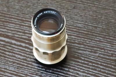 (特价)九成新以上蔡司(东蔡)ZEISS SONNAR白银镜头135/4.0(PB口)