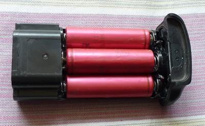 佳能1DS2 1D2 系列 NP-E3 镍氢电池改装18650锂电池