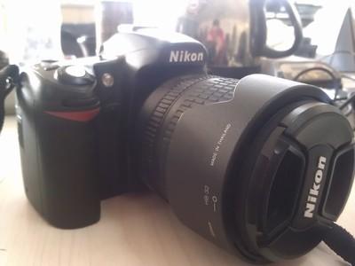 尼康 D80 18-105套头  50 1.8d定焦镜头 附件等