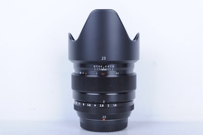 96新二手Fujifilm富士 23/1.4 R EBC XF 富士口(B0773)【京】
