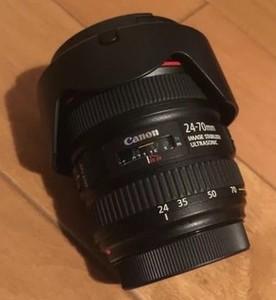 佳能 EF 24-70mm f/4L IS USM 99新