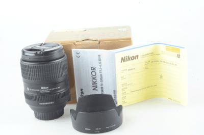 95新 尼康AF-S DX 18-300 3.5-6.3G VR