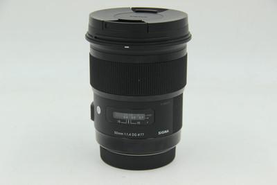 适马 50mm f/1.4 DG HSM(A)佳能口
