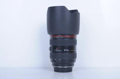 11新二手 Canon佳能 28-70/2.8 L 红圈变焦镜头(B4263)【京】