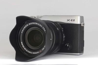 富士 X-E2 + 富士 XF 18-55/2.8-4 R LM OIS 套机(0872 1412)