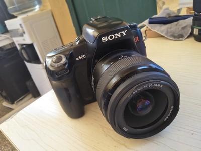 索尼 A500