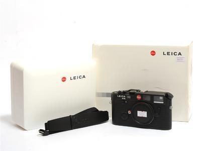 徕卡/Leica M6 经典相机 黑色 0.72取景器 *美品连盒*
