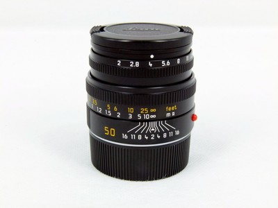 徕卡Leica Summicron-M 50/2
