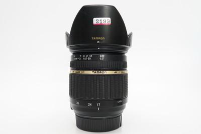 95新腾龙17-50mm F/2.8 XR(A16)尼康口 17-50 2199