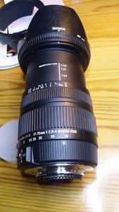 适马 17-70mm f/2.8-4.5 DC MACRO(尼康卡口)