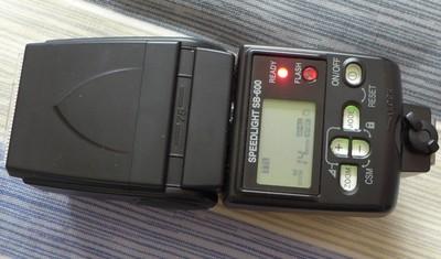 尼康 SB-600闪光灯