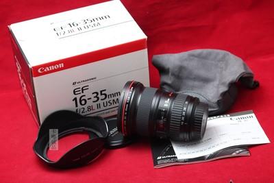 Canon 佳能 EF 16-35 16-35/2.8L II USM 全画幅广角 带包装美品