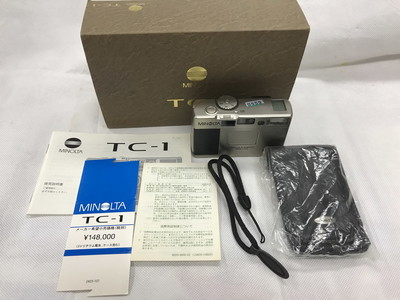 美能达TC1 MINOLTA TC-1 tc1 28mm f3.5 经典旁轴 包装齐全