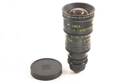 蔡司 15.5-45/T2.6 T*XP 电影镜 PL口 #HK7399X