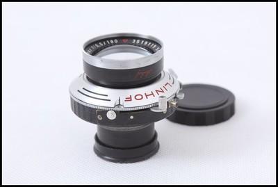 林选 Schneider Tele -xenar 180/5.5 座机镜头